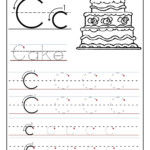 1000+ Ideas About Letter C Activities On Pinterest throughout C Letter Tracing Worksheet