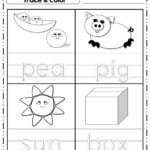 3 Letter Words Puzzles | 3 Letter Words, Teaching inside Tracing 3 Letter Words Worksheets