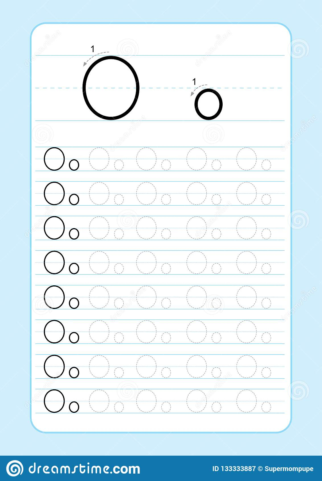 Abc Alphabet Letters Tracing Worksheet With Alphabet Letters with Letter Tracing Writing Worksheet