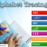 Abc Alphabet Tracing – Kids Learn To Write Letters,numbers regarding Interactive Tracing Letters Online