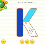 Abc Kids Tracing Alphabet Phonics Games For Android - Apk with Tracing Letters Online Games
