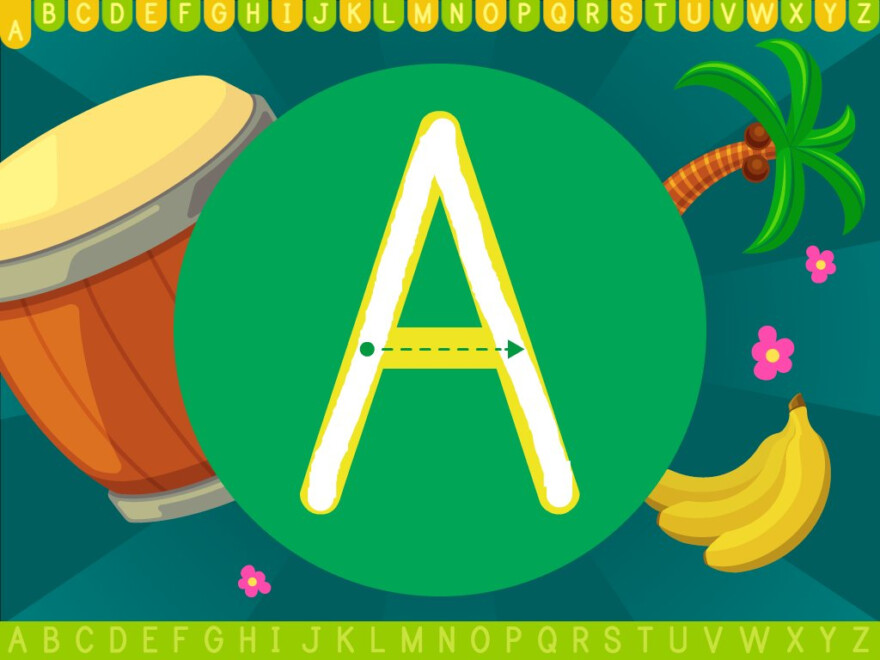 "Abcya On Twitter: ""this Letter Tracing Game Teaches inside Abcya Tracing Letters"
