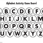 Alphabet Activity Game From Lakeshore Learning: Use Our Free with Lakeshore Tracing Letters