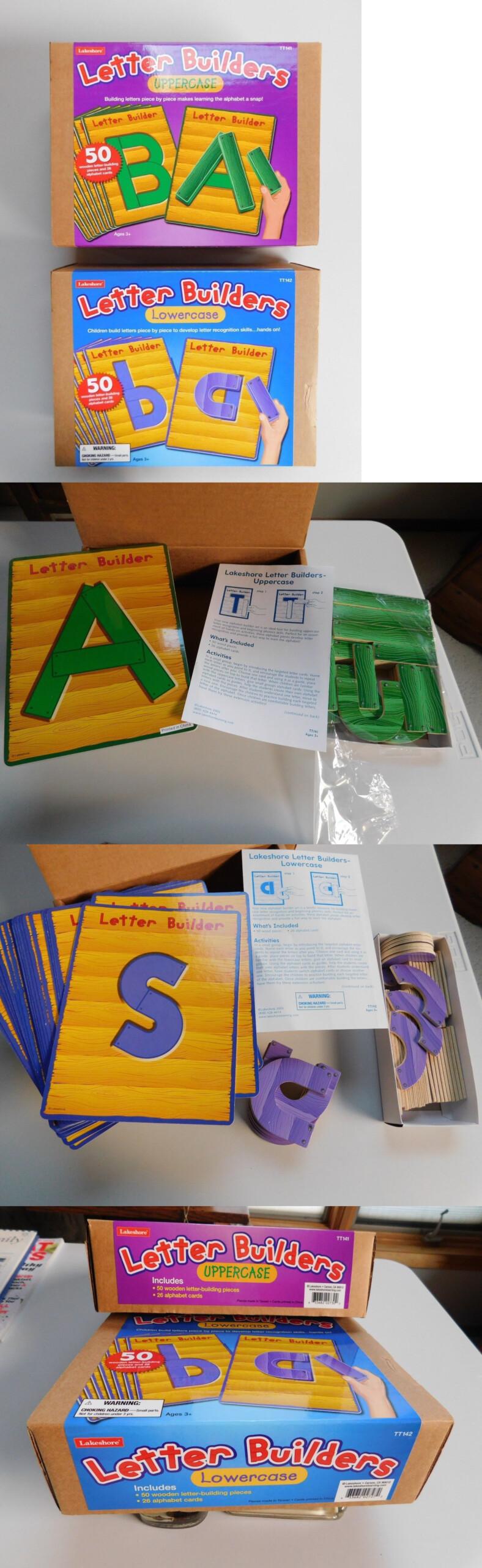 Alphabet And Language 145930: Lakeshore Learning Alphabet within Lakeshore Tracing Letters