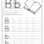 Alphabet Tracing Printables Best For Writing Introduction for Printable Tracing Letters