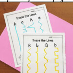 Alphabet Tracing Worksheets - Fine Motor Skill Activities with How To Use Tracing Paper For Letters
