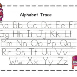 Alphabet Tracing Worksheets Pdf | Kindergarten | Alphabet with regard to Free Printable Preschool Worksheets Tracing Letters Pdf