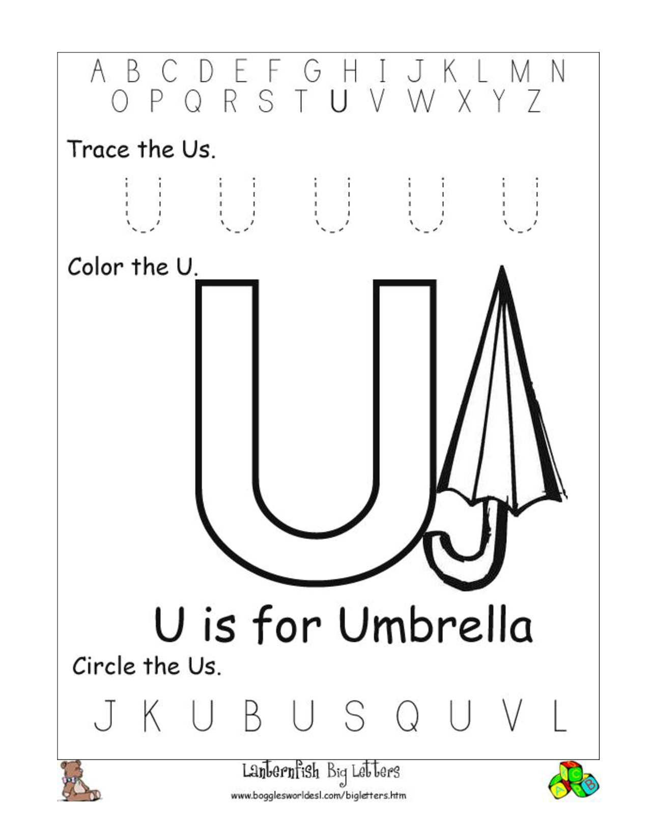 Alphabet Worksheets For Preschoolers | Alphabet Worksheet in Letter Tracing Worksheets Doc