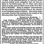 Bixby Letter - Wikipedia inside Pension Tracing Template Letters