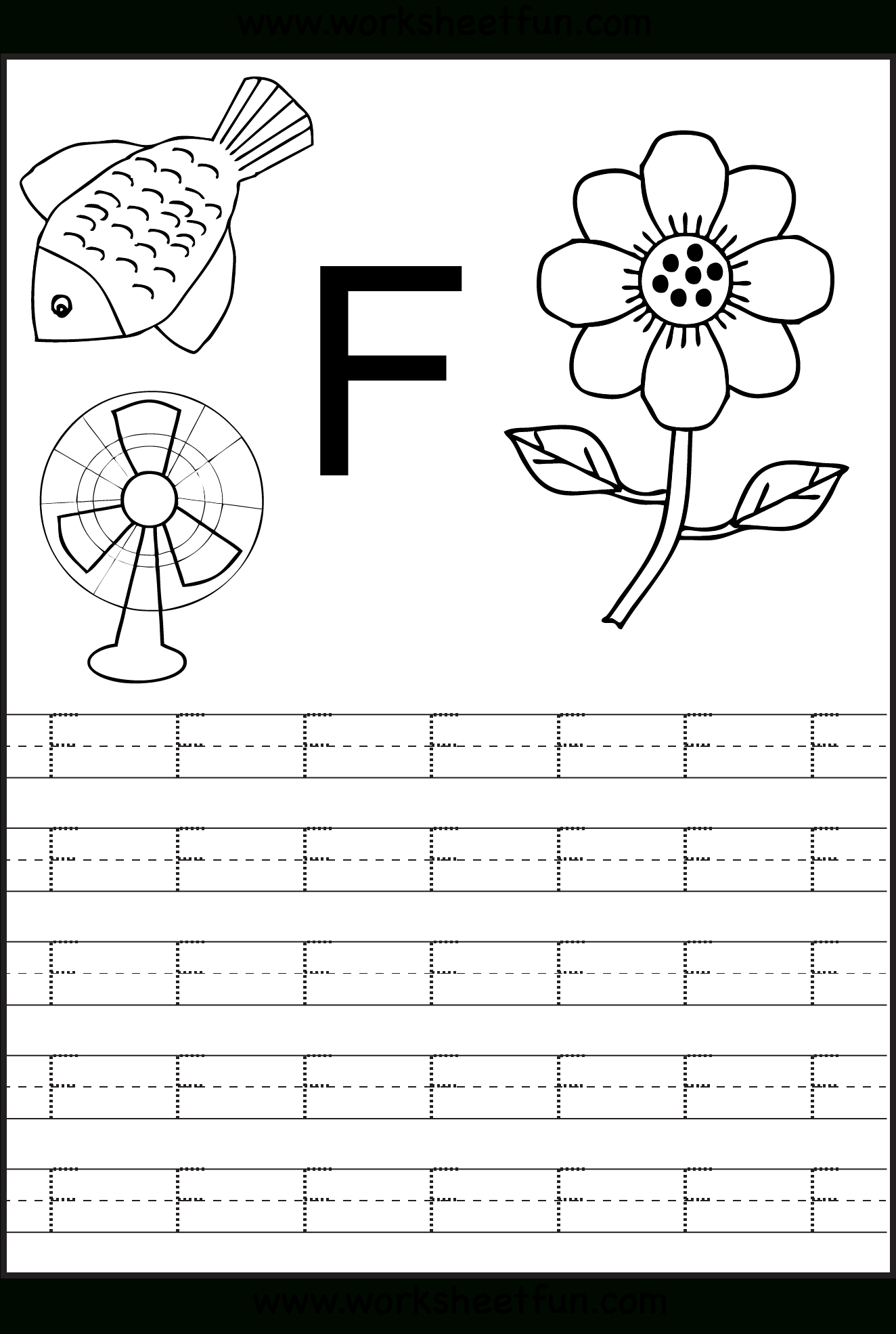 Capital Letter D Coloring Pages Maze Inside Cursive Within regarding Tracing Letter F Worksheets