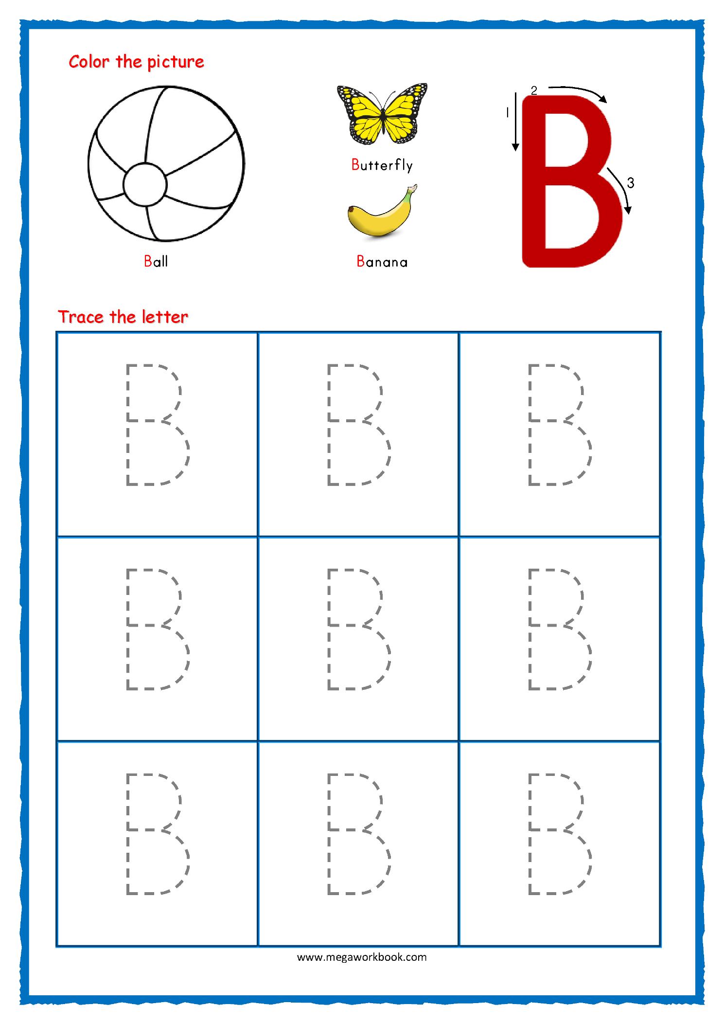 Coloring Book : Free Preschool Printables Coloring Book regarding Printable Tracing Letters Az