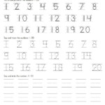 Coloring Book : Free Printable Tracing Numbers Coloring Book pertaining to Tracing Letters And Numbers
