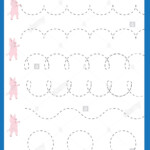 Coloring Book : Outstanding Handwritingice Printable within Tracing Letters Editable