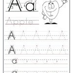 Coloring Book : Printablet Stencils Large Letters Free pertaining to Letter Tracing Worksheets For Kindergarten Pdf