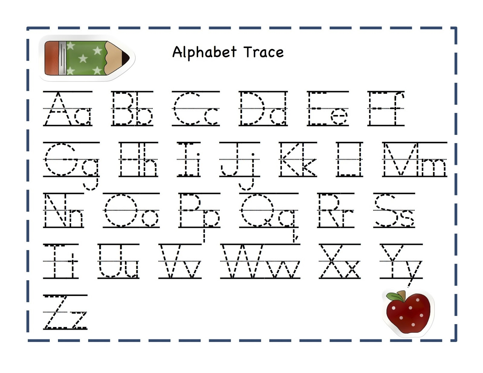Coloring Book : Trace Letters Worksheets Activity Shelter regarding Printable Tracing Letters Of The Alphabet