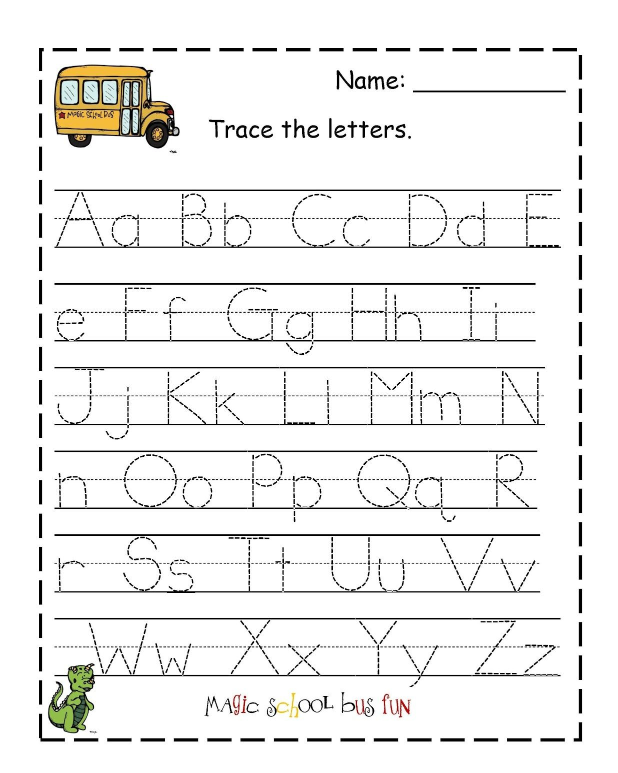 Coloring Book : Tracing Letter Worksheets Preschool Free for Tracing Letters For Preschool Printables