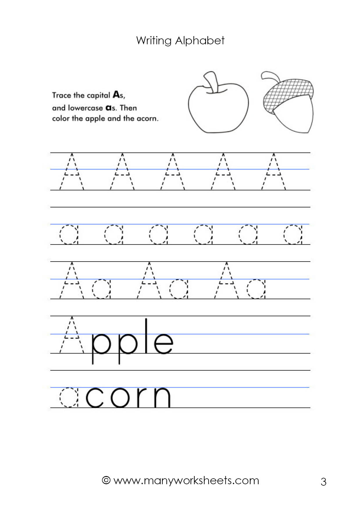 Coloring Book : Worksheets For Preschoolers Alphabet Letters pertaining to Tracing Dotted Letters Worksheets