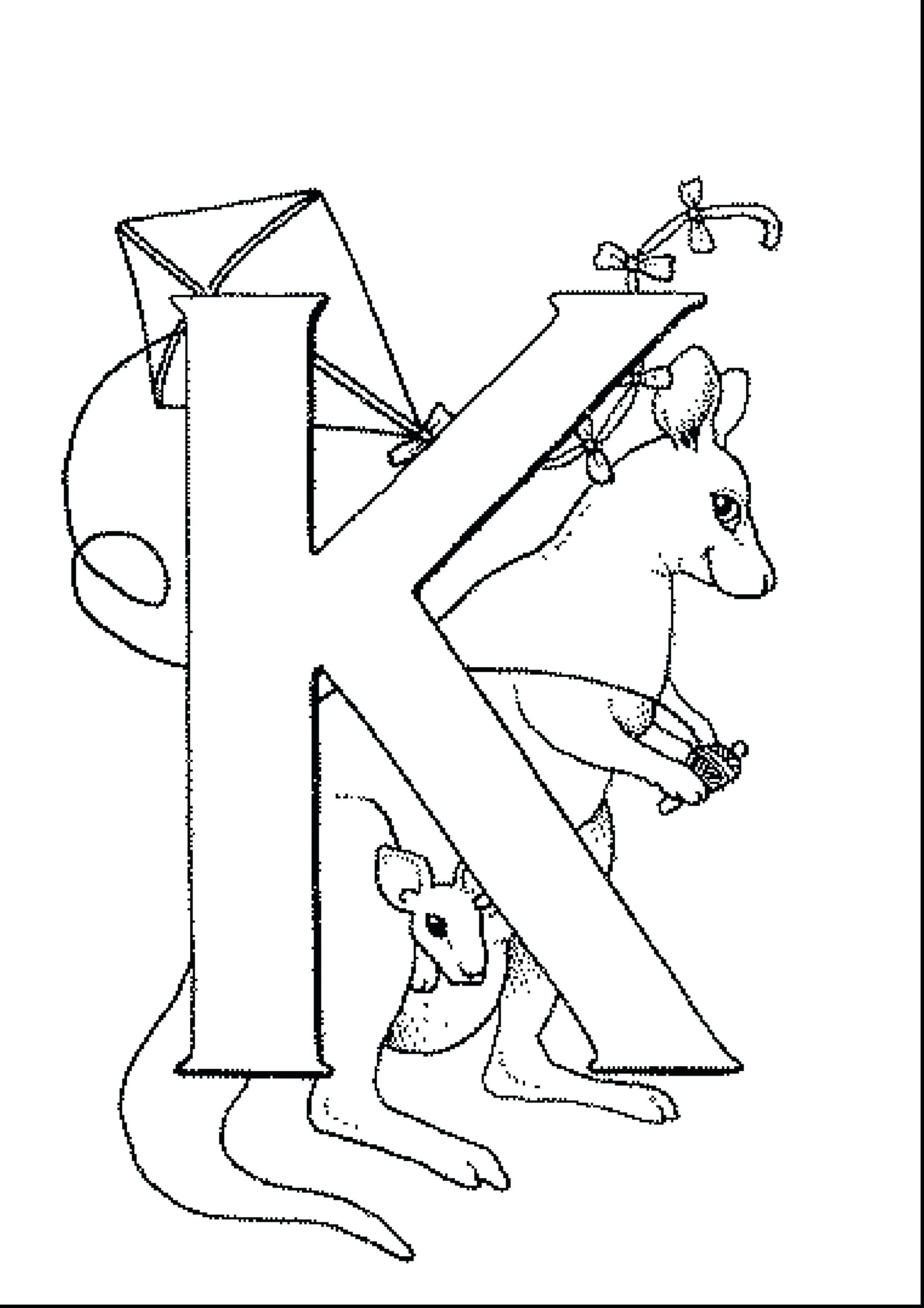 Coloring Page For Kids ~ Letterg Sheets Mayhemcolor Animal with Bubble Tracing Letters Printable