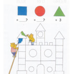 Colors, Shapes, Counting To 20, And Letter Tracing Worksheet with regard to Tracing Letters Numbers And Shapes