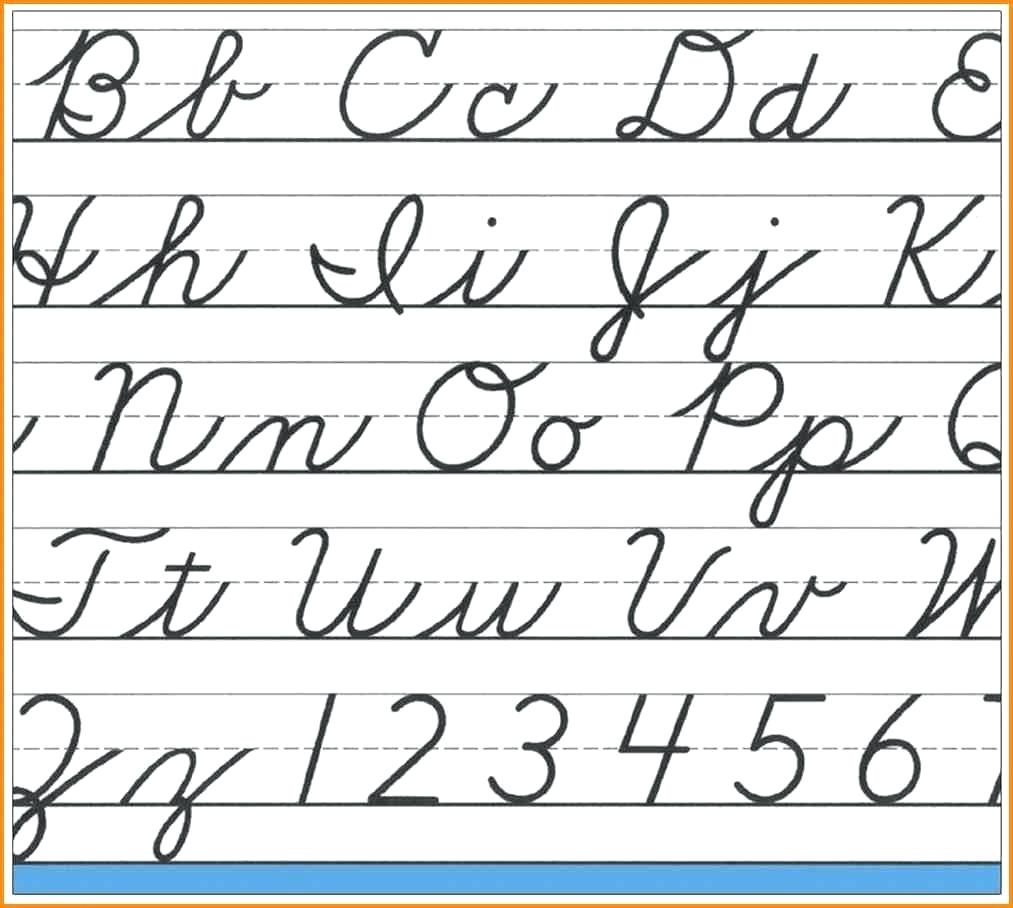 Cursive Letter Printables Printable Letter Cursive A Cursive regarding Tracing Cursive Letters Pdf