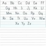 Cursive Worksheets Alphabet Printable For Kindergarten intended for Tracing Cursive Letters Worksheets Free