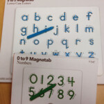 Found This Alphabet Tracing Board At Barnes And Noble. The intended for Finger Tracing Letters