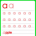 Free Lowercase Letter Tracing Worksheets | Alphabet with Letter Tracing Worksheets Pdf Free