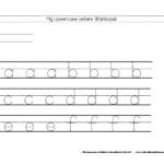 Free Lowercase Letters Worksheets | The Resources Of Islamic inside Letter Tracing Worksheets Uk
