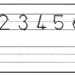 Free Print Handwriting Charts! | Practical Pages with Free Tracing Letters With Directional Arrows