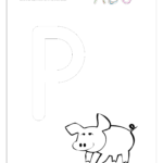 Free Printable Rainbow Writing Worksheets - Rainbow Letter pertaining to Rainbow Tracing Letters