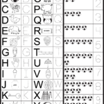 Free Tracing Ketters And Numbers | Letters And Numbers within Free Tracing Alphabet Letters