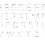 Free Tracing Letters Worksheet | Printable Worksheets And within Tracing Letters Website