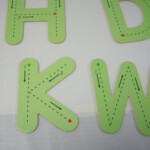Growing Readers: Tracing Letters – Storytime Katie inside Lakeshore Tracing Letters