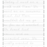 Handwriting Practice Worksheet Maker Kindergarten pertaining to Letter Tracing Worksheet Creator