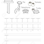 Handwriting Tracing Worksheets - Wpa.wpart.co for Creating Tracing Letters Worksheets