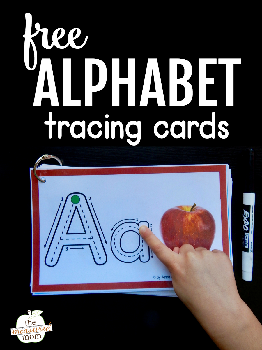 Help Kids Remember Letters With This Free Alphabet Tracing regarding Finger Tracing Alphabet Letters