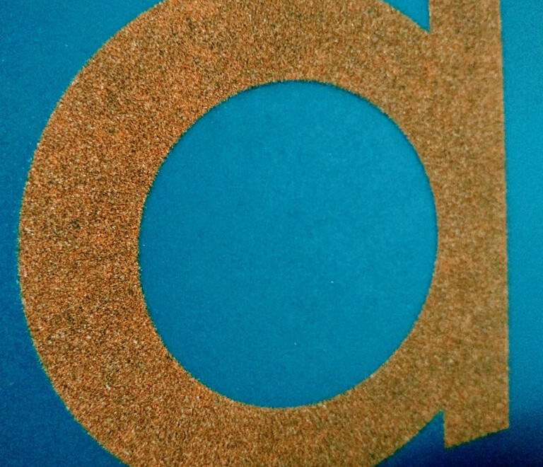How Do Sandpaper Letters Work? — The Montessori-Minded Mom with regard to Tracing Sandpaper Letters