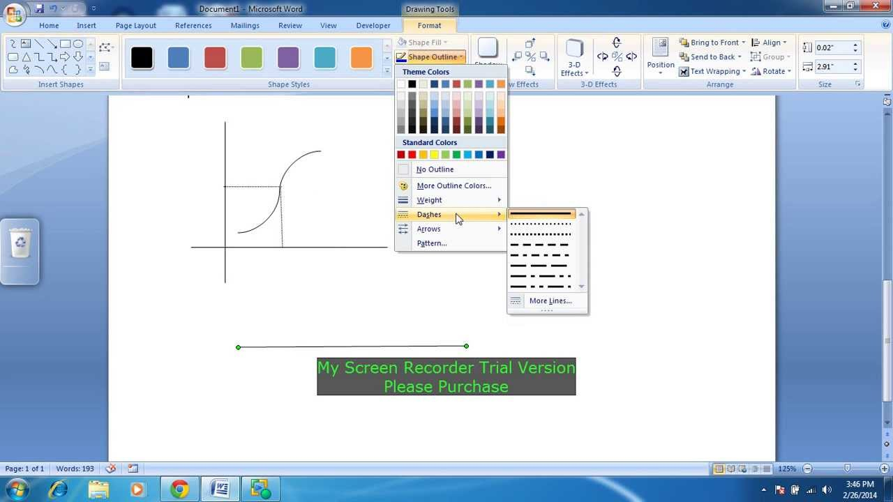 How To Make Dotted Line In Ms Word within How To Make Dotted Letters For Tracing