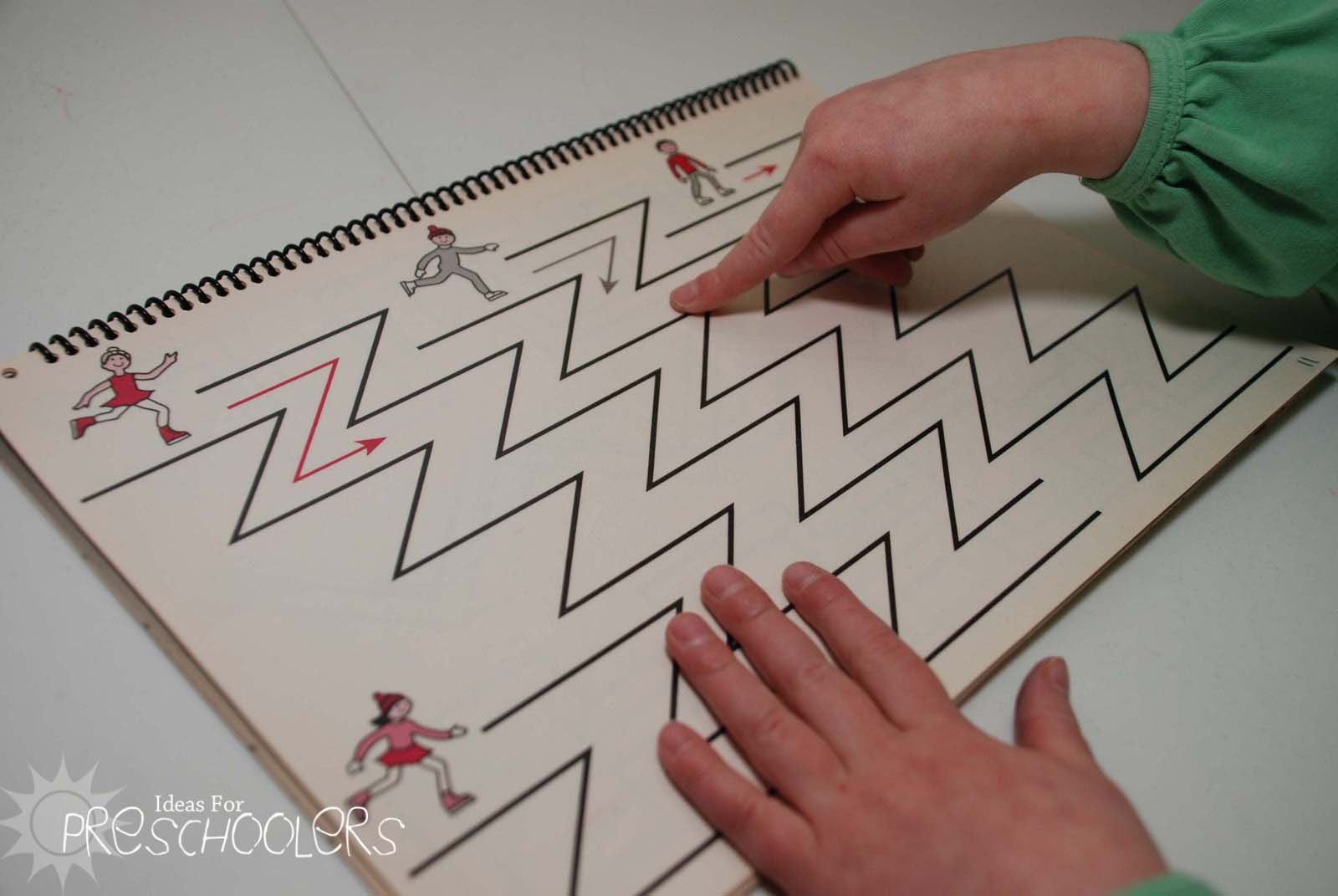 Ideas For Preschoolers: throughout Tracing Letters With Fingers