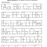 Kids Heets Preschool Pdf Line Tracing Free Printable Letters in Letter Tracing Worksheets Pdf Free