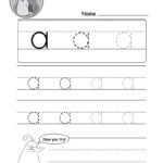 Kids Orksheets Preschool Pdf To Printable Math Orksheet For regarding Tracing Alphabet Letters Worksheets Pdf