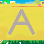 Kids Tracing Letters For Android - Apk Download throughout Download Tracing Letters
