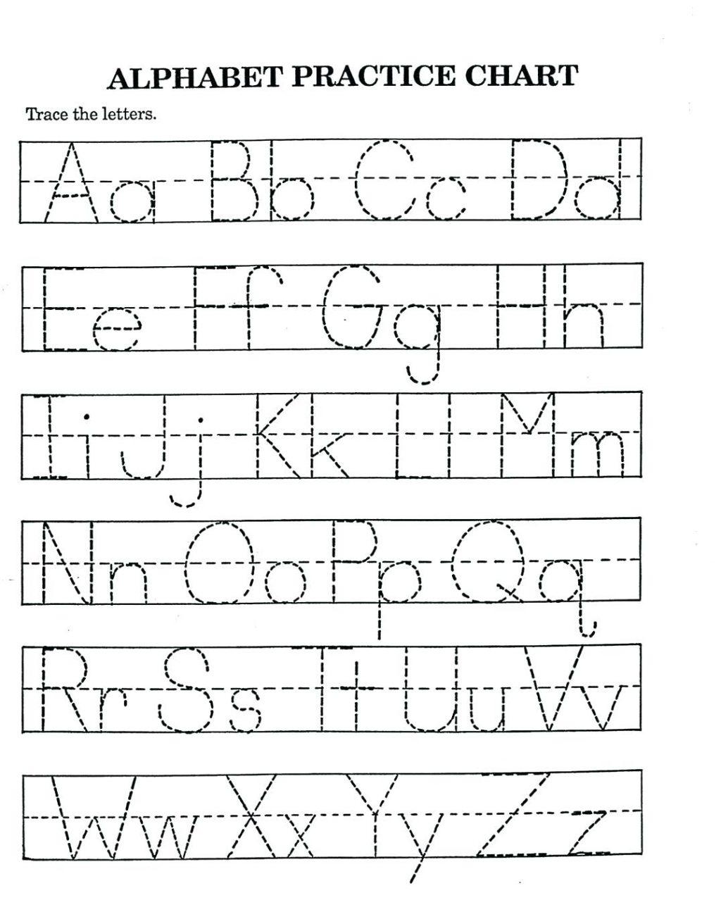 Kids Worksheets Az Printable Alphabet Writing Z Animals Woo pertaining to Tracing Alphabet Letters Az
