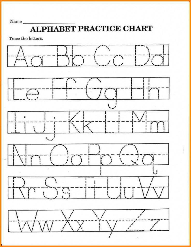 Kids Worksheets Custom Name Labels For Kindergarten Homework in Tracing Letters Custom