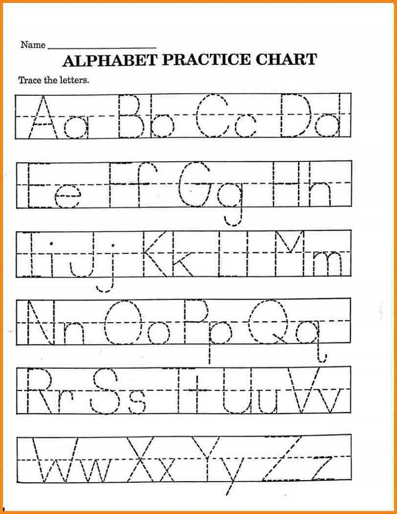 Kids Worksheets Pre K Math Alphabet E2 80 93 Learning regarding Tracing Letters Worksheets For Pre-K