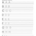 Kidzone Letter Ets Free Handwriting For Kids Printable with regard to Kidzone Tracing Letters
