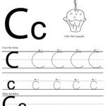 Kidzone Worksheets Preschool Counting For N Kids Math Free with regard to Trace Letter C Worksheets Preschool