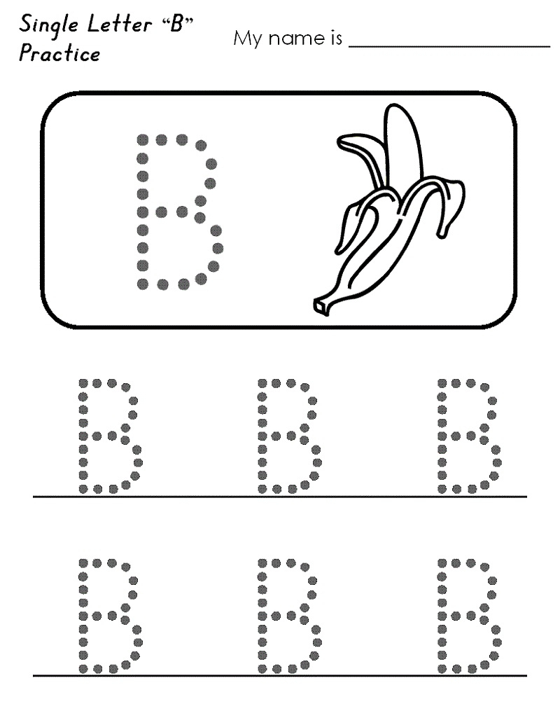 Kindergarten Alphabet Tracing Worksheets Fun | Loving Printable throughout How To Make Tracing Letters Worksheet