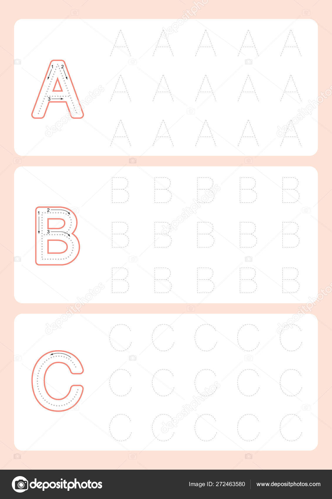 Kindergarten Tracing Letters Worksheets Alphabet Trace for Kindergarten Tracing Letters