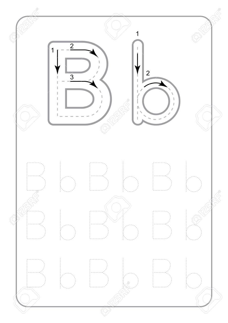 Kindergarten Tracing Letters Worksheets Monochrome Tracing Letters.. pertaining to Kindergarten Tracing Letters